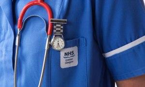 NHS nurse generic