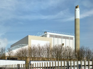 "The incinerator at South Bermondsey: since it began operating in the 1990s, infant death rates in areas ""downwind"" of the plant have increased notably"
