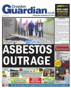 The Croydon Guardian and its Sutton sister title have a well-earned reputation for breaking difficult and important local stories