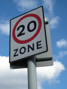 """The 20mph proposal in the north of the borough got """"a very clear mandate"""": 52 per cent of the vote"""