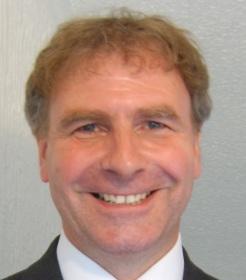 Plenty to smile about? Former Croydon education director Alan Potter