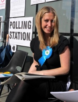 "The ""real"" Laura Trott: Camden councillor and No10 spad Laura Trott, coming to a selection meeting in Croydon soon?"