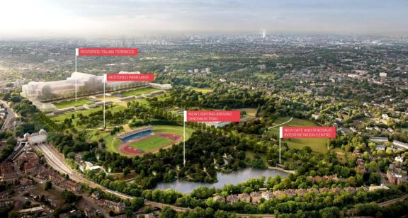 How Chinese developers want to spend £500m to re-build a replica of the Crystal Palace and redevelop the neighbouring park