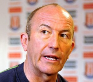 Palace manager Tony Pulis: tough opening fixtures