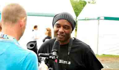 David Lindo: the Urban Birder is backing the Save the Incinerator campaign
