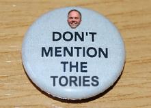 Barwell campaign badge