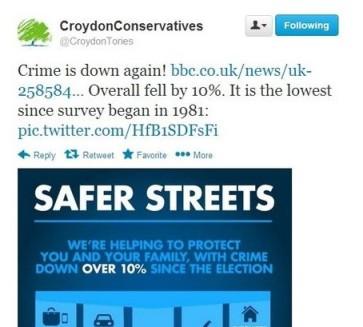 Tory Tweet