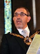 Eddy Arram: pompous and boorish as Croydon Mayor, deselected as Tory candidate
