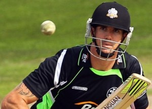 Kevin Pietersen: not even a triple century could get him back into the England Test team