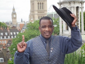 Winston McKenzie: too eccentric, even for UKIP?