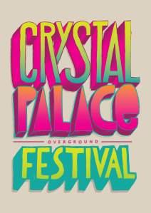 Crystal Palace Overground Festival logo 2014