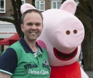 MP Gavin Barwell: has been caught out telling porkies again
