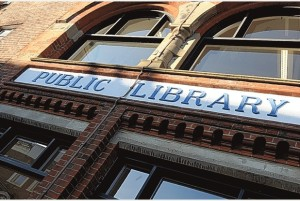 Public Library generic - Upper Norwood