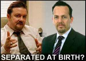 Some in Croydon Council won't be sad to see the back of David Brent's twin brother