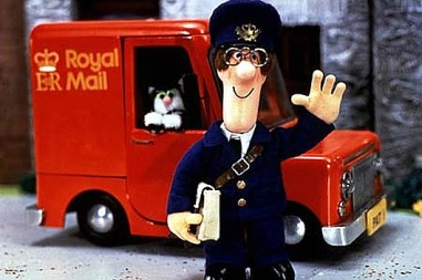 Postman Pat: to be made jobless under new Royal Fail proposals. Jess, his black and white cat, will be thrown into the canal as part of the efficiency drive
