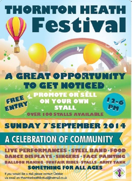 Thornton Heath Festival