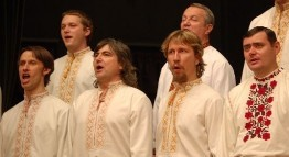 Many of the Boyan Choir have lost their livelihoods in Ukriane because of the international tensions with Russia