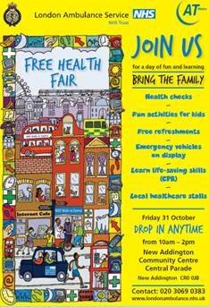 Ambulance Service Fair