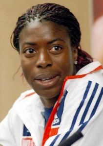 World and former Olympic champion Christine Ohuruogu: no one had told her about the demolition of Crystal Palace