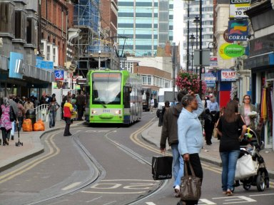 What hope is there for Croydon's town centre?