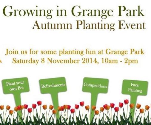 Grange Park event