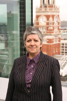 Jo Negrini: council chief executive