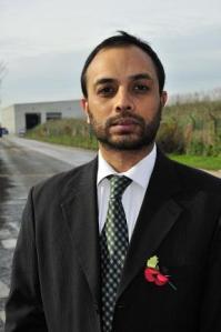 Shasha Khan: need to stop UKIP hijacking consultation process