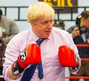 London Mayor Boris Johnson has hit Bromley below the belt over Crystal Palace Park