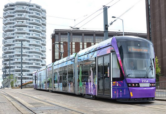 Adding extra cars to Croydon's trams could save millions of pounds on TfL's proposals