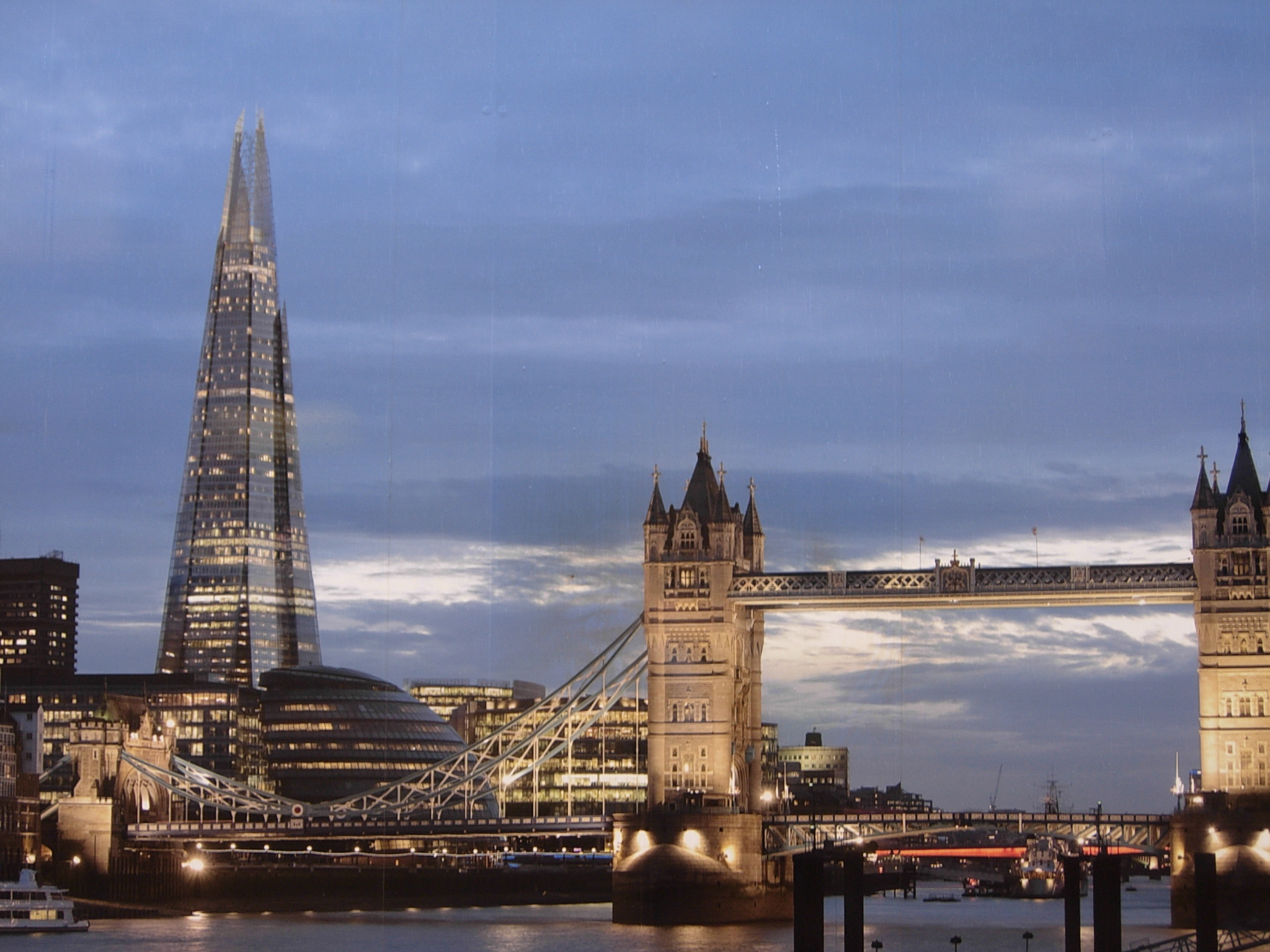 The Shard London Building Cost
