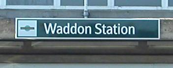 Waddon Station