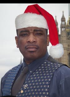 Ho! Ho! Ho! Is Winston McKenzie turning into the Grinch?