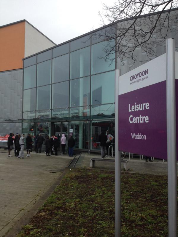 Money Saving Argument Over Pool Closure Won T Hold Water Inside Croydon