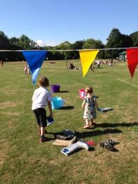 Lakes Norwood picnic