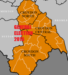 Croydon Constituencies