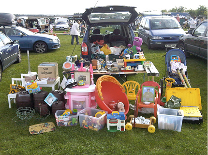 Car Boot Sales Uk Today