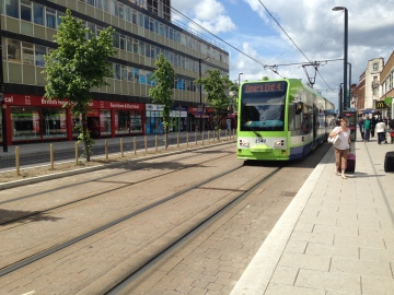 The effective and relatively efficient tram network is about to be disrupted to breaking point