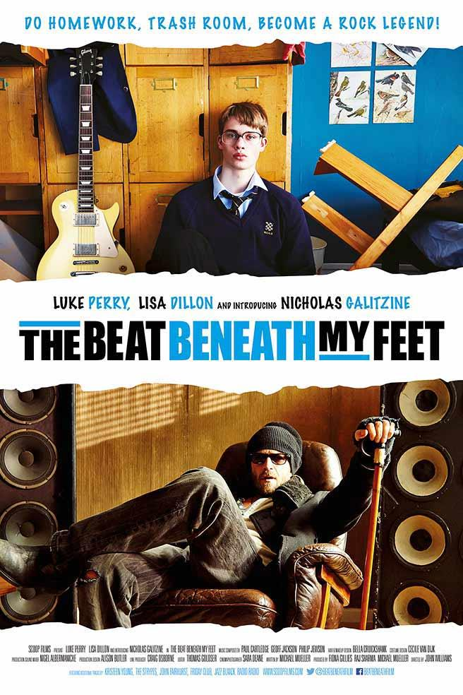 the beat beneath my feet deutsch