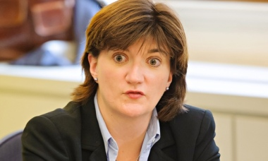 """What do you mean, it's not a 'failing school'? Hand it over anyway"": Nicky Morgan, the Tory Education Secretary"