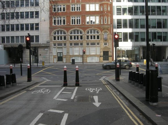 Cycling Quietways have been introduced elsewhere in London