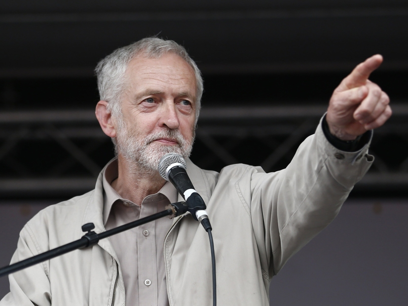 Image result for free to use image of jeremy corbyn