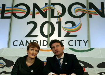 Tessa Jowell worked with Lord Coe on the Olympics. They now both hold executive positions in subsidiaries of Chime Communications