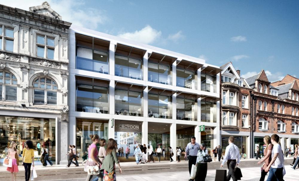 how to gridlock croydon in 100 million easy moves inside. Black Bedroom Furniture Sets. Home Design Ideas