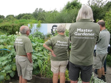 Gardeners' quation time: have you got what it takes to volunteer?