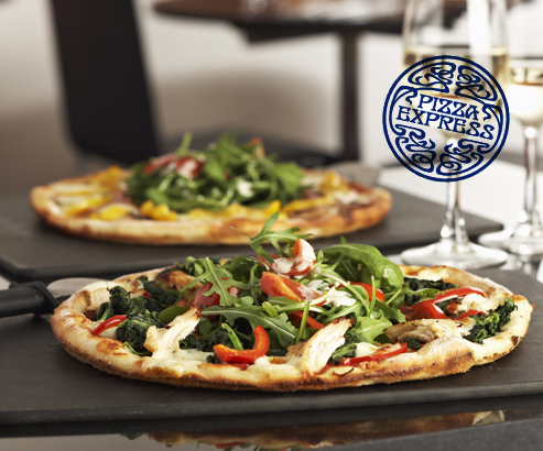 Reader Offer 30 Off Select Meals At Pizzaexpress Coulsdon