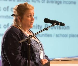 Councillor Alison Butler: slow progress on council homes