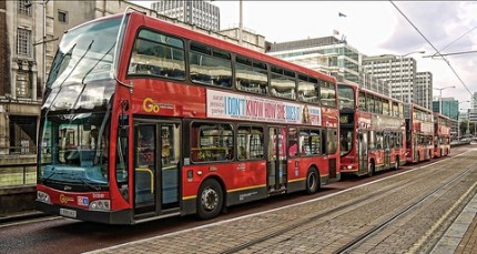 As many as 40 buses per hour could be displaced on to Wellesley Road if the Dingwall Road tram loop is built