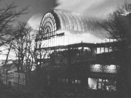 On Nov 30, 1936, the Great Fire of South London could be seen across eight counties