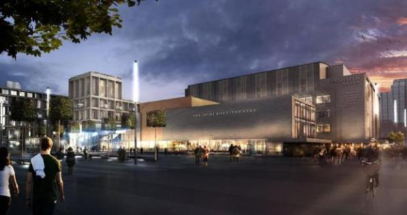 Soft focus and subdued lighting of artists' impressions don't compensate for the absent of promised details of the Fairfield scheme