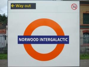 Norwood station